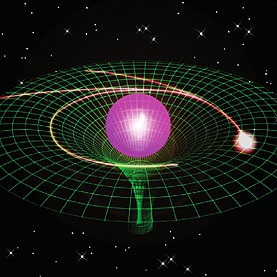 Resultado de imagen de LaCurvaturadel Espacio-Tiempo